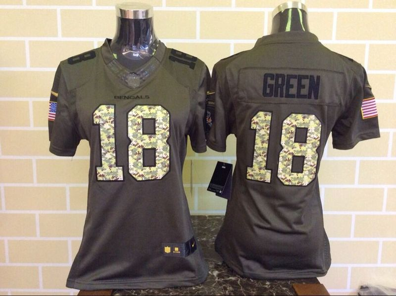 womens-cincinnati-bengals-18-green-green-nike-salute-to-service-limited-jersey