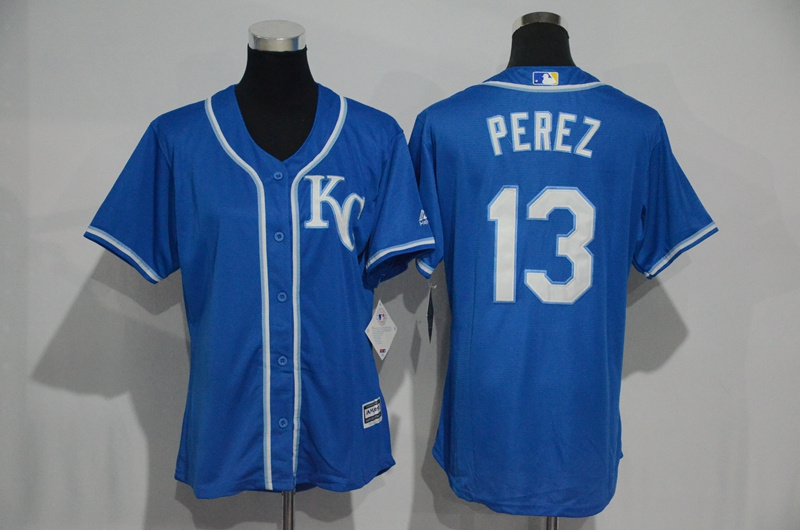 womens-2017-mlb-kansas-city-royals-13-perez-blue-jerseys