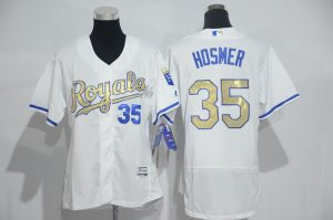 womens-2017-mlb-kansas-city-royals-35-hosmer-white-gold-elite-jerseys